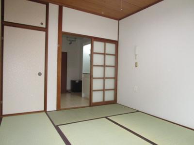 【居間・リビング】コーポタカハシB
