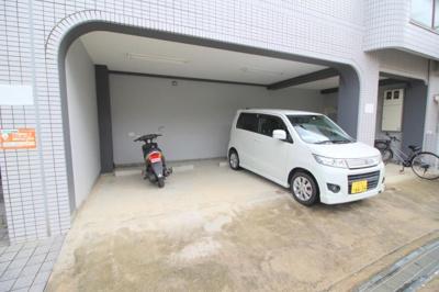 【駐車場】シンシア本町レジデンス