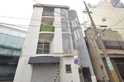 【外観】福島マンション