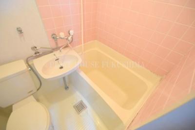 【浴室】福島マンション