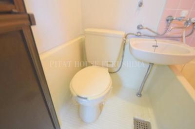 【トイレ】福島マンション