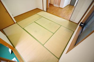 【寝室】神楽町 貸家