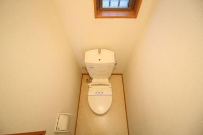 【トイレ】神楽町 貸家