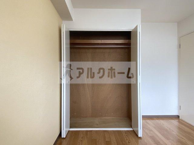 エクセレンス 室内洗濯機置き場