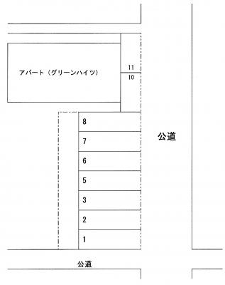 【駐車場】No.226駐車場