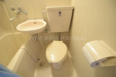 【トイレ】ボンジュール福島