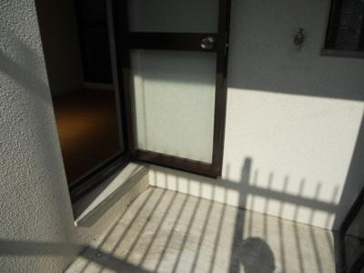 【バルコニー】アンフィニィ京口 (株)Roots