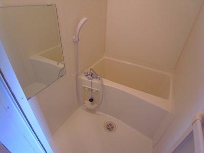 【浴室】ケイキュービック