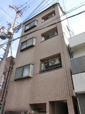 サンハイツ昭和町 鉄骨造 5階建