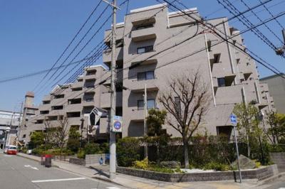 【外観】白鷹甲子園マンション