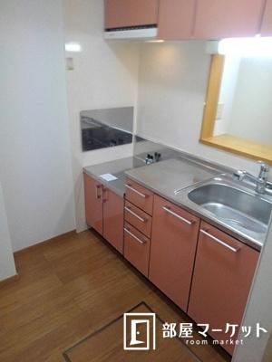 【キッチン】エスポワールT.K