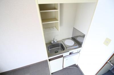 【キッチン】パインハイツ