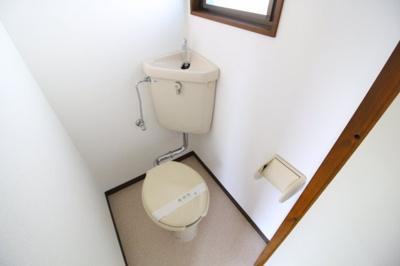 【トイレ】パインハイツ