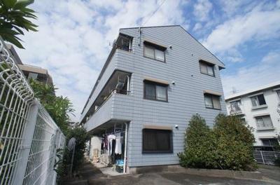 【積水ハウスの賃貸住宅シャーメゾン】東横線「綱島」駅より徒歩15分!鉄骨造の3階建てマンションです♪