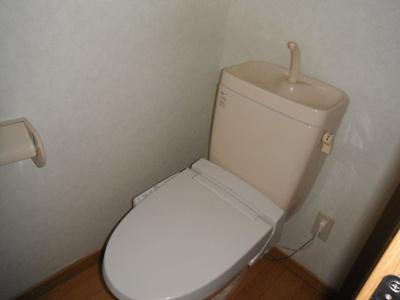 【トイレ】サンライズ青葉