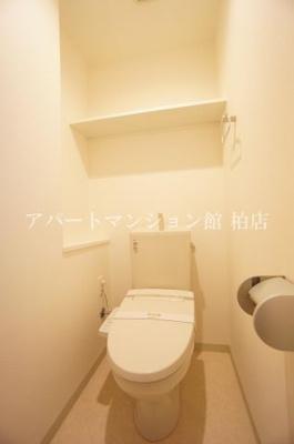 【トイレ】ティアレット