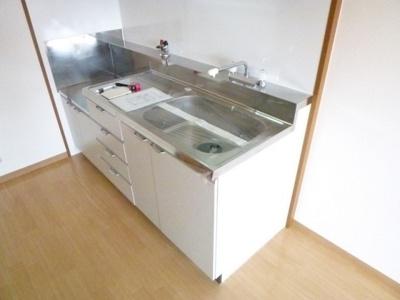 【キッチン】メゾン・ド・プリマベーラ