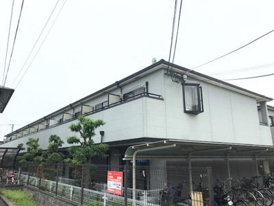 【外観】ベルドミール末広Ⅲ番館