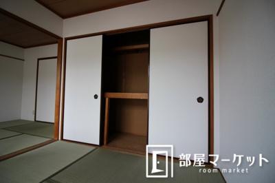 【収納】イヤーコート上豊田C棟