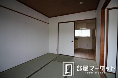 【居間・リビング】イヤーコート上豊田C棟