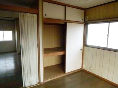 【寝室】碓井住宅Ⅱ