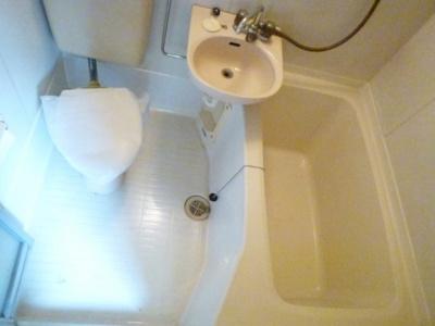 【浴室】碓井住宅Ⅱ