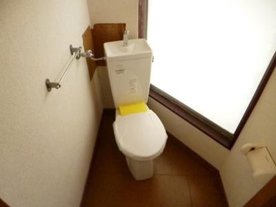 【トイレ】川西ハイツ