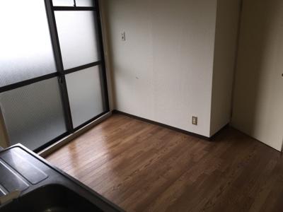 【居間・リビング】サニーハイツ金田