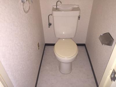 【トイレ】サニーハイツ金田