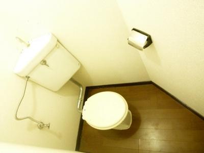 【トイレ】光住宅