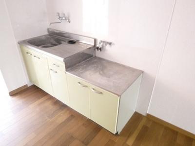 【キッチン】光住宅
