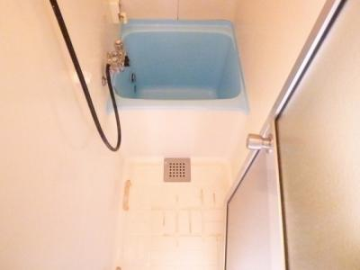 【浴室】光ハイツ
