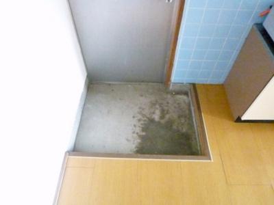 【玄関】光ハイツ