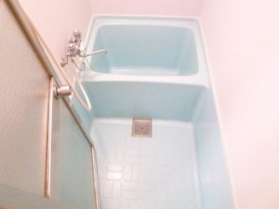【浴室】福田コーポ