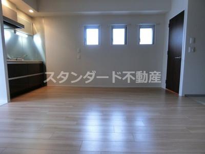 【寝室】エスキュート西天満