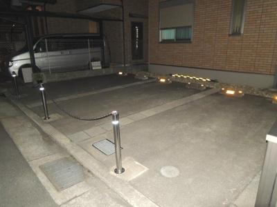【駐車場】ハイム Z