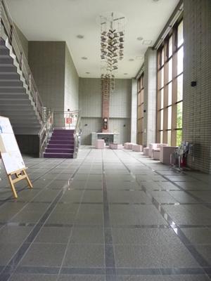 【エントランス】ロイヤルリゾート琵琶湖グランデ
