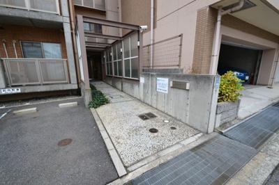 【エントランス】アントレ六甲