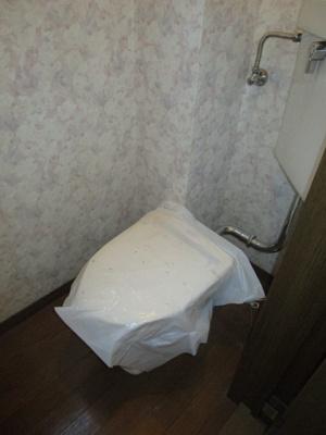 【トイレ】土佐ビル9