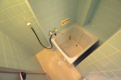 【浴室】グレイスハイツ六甲
