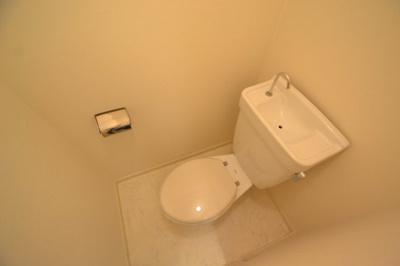 【トイレ】グレイスハイツ六甲
