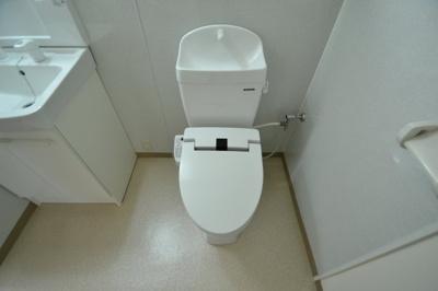 【トイレ】ハイツ石屋川