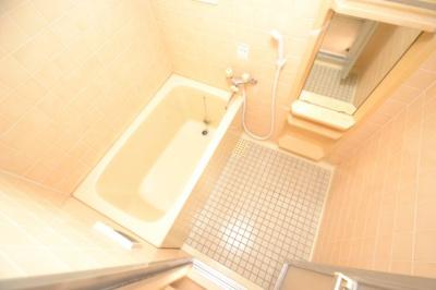 【浴室】ライオンズマンション六甲口