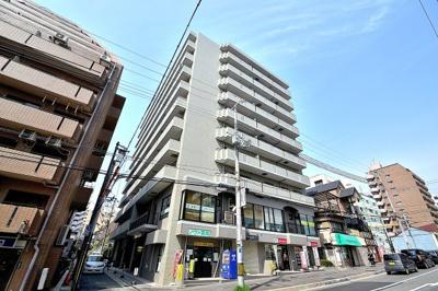 【外観】パーク・ノヴァ六甲道