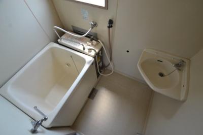 【浴室】ERCコート六甲道