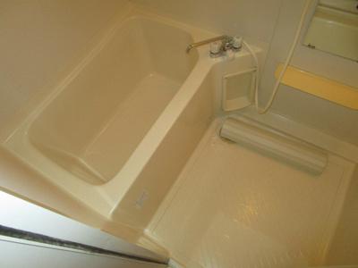 【浴室】清流ハイツ