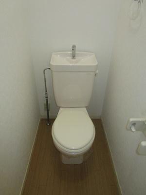 【トイレ】清流ハイツ