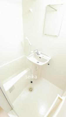 【浴室】レオパレスエリゼ東野
