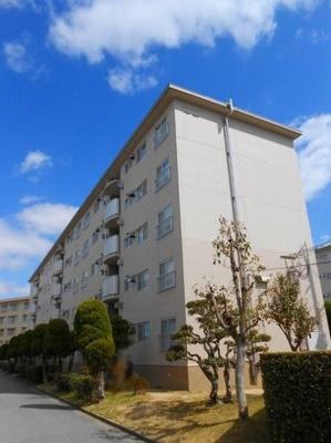 【外観】神陵台北住宅65号棟