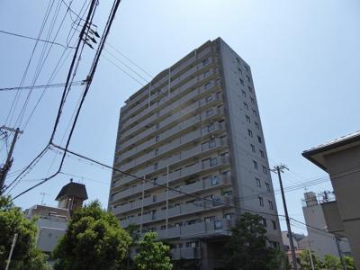 【外観】コスモ鶴見緑地2番館